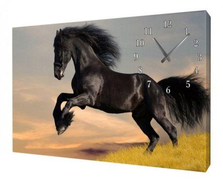 Часы на холсте MWC-53