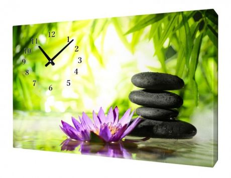 Часы на холсте MWC-57