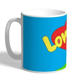 "Кружка ""Love is..."""