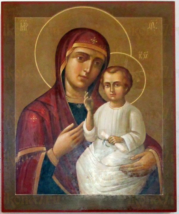 Икона Пресвятой Богородицы Клинская