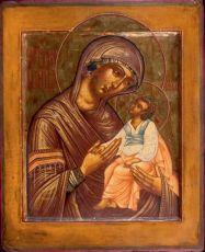 Икона Божией Матери Мати Молебница