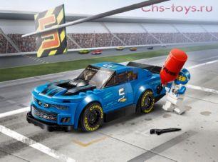 Конструктор Lari Speeds Champion Гоночный автомобиль Chevrolet Camaro ZL1 11254 (75891) 204 дет