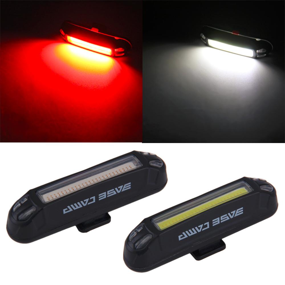 Ходовая велосипедная фара USB Rechargeable Head Light 100 Lumens+. Свет Белый