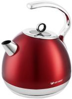Чайник Kitfort KT-665-2 красный