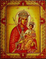 Икона Пресвятой Богородицы Галатская
