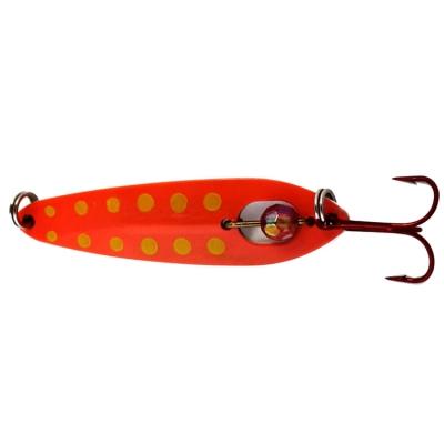 Блесна для ловли хищника колеблющаяся Garry Angler Secretariat 6 г, 60 мм, цв #060