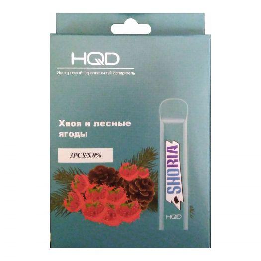 Электронная сигарета HQD Хвоя и Лесные ягоды