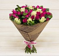 Букет из розы 15шт