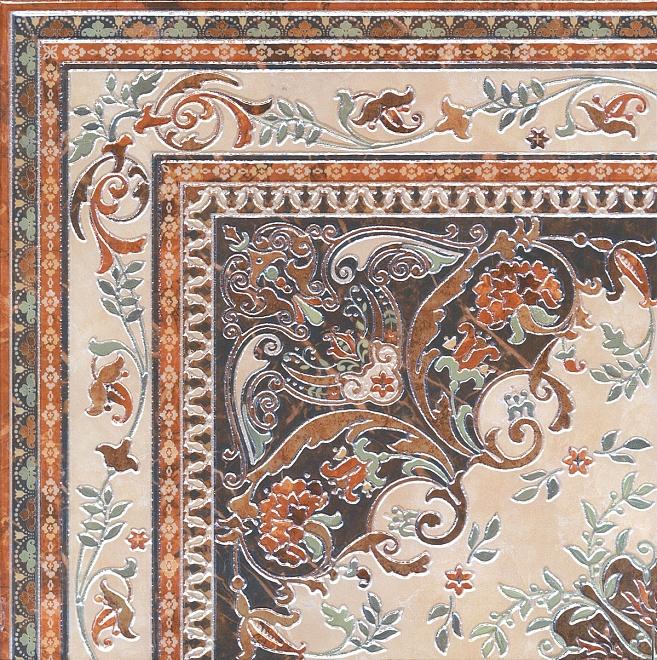 HGD/A174/SG1550L | Декор Мраморный дворец ковёр угол лаппатированный