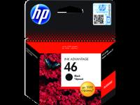 Картридж струйный HP CZ637AE BFW 46 Black
