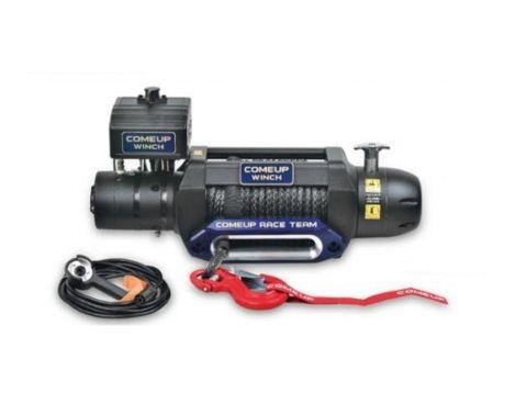 Лебедка автомобильная электрическая COMEUP Seal MadX 8.0s 12V с синт. тросом (EAC)