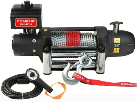 Лебедка автомобильная электрическая COMEUP Seal Gen2 12.5 12V (EAC)