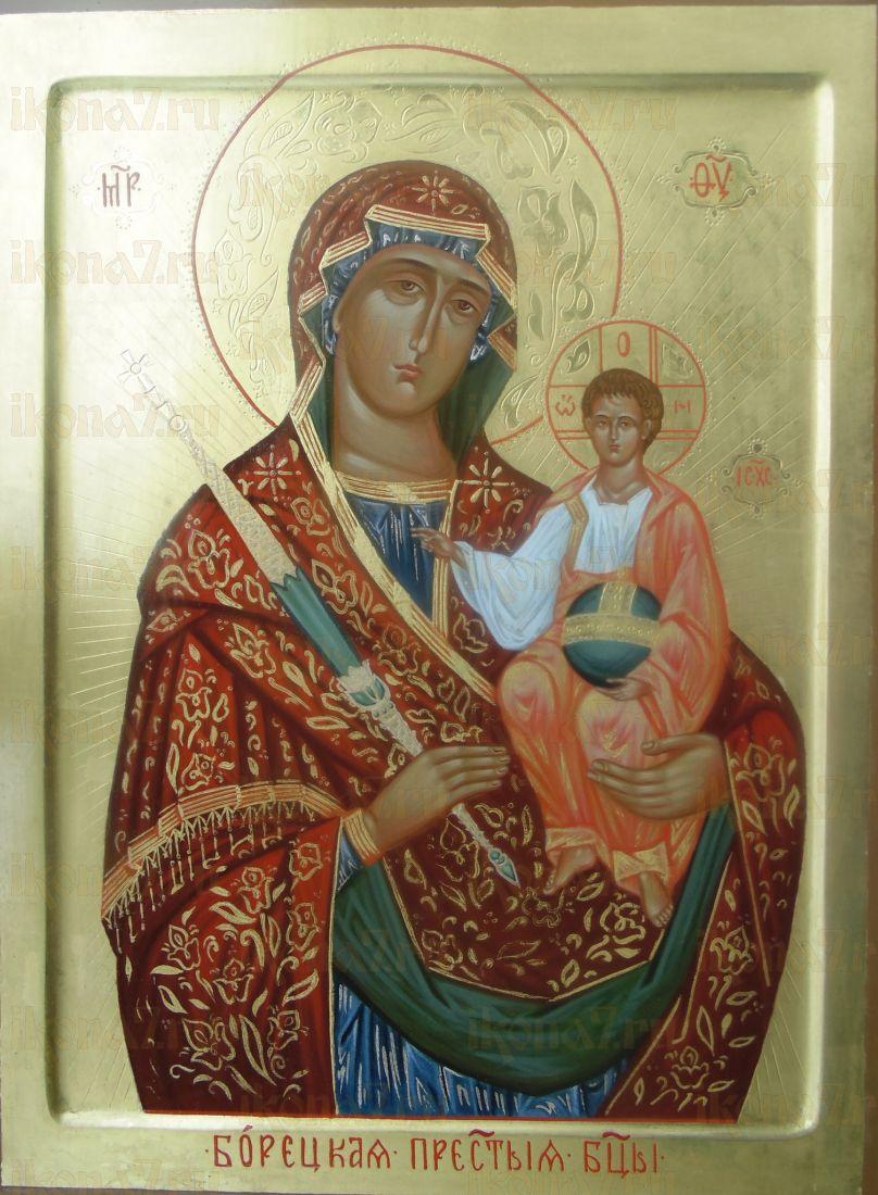 Икона Пресвятой Богородицы Борецкая