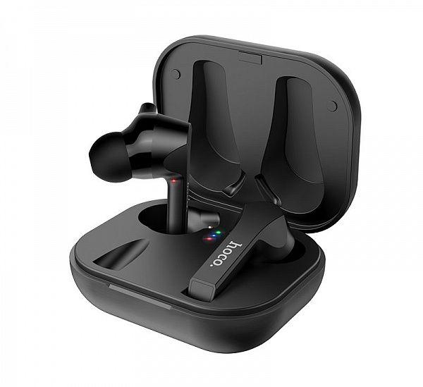 HOCO ES34 Черные наушники - гарнитура (Bluetooth)
