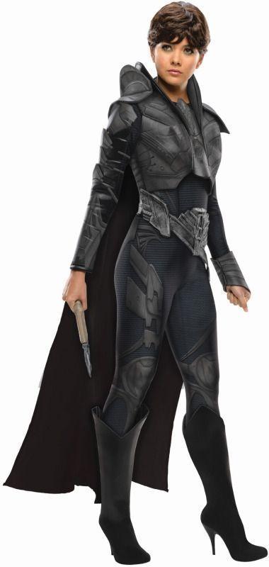 Костюм Фаоры Man of Steel