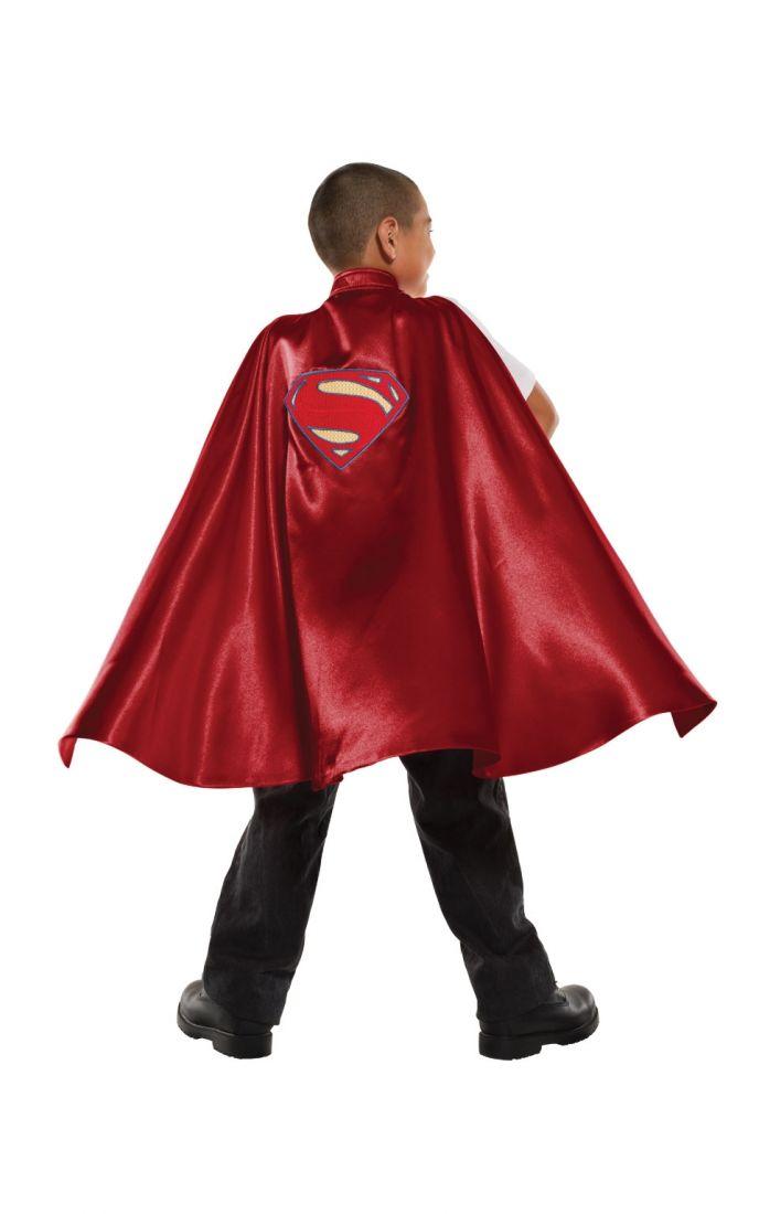 Плащ супермена детский