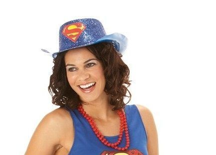 Шляпа супергёл