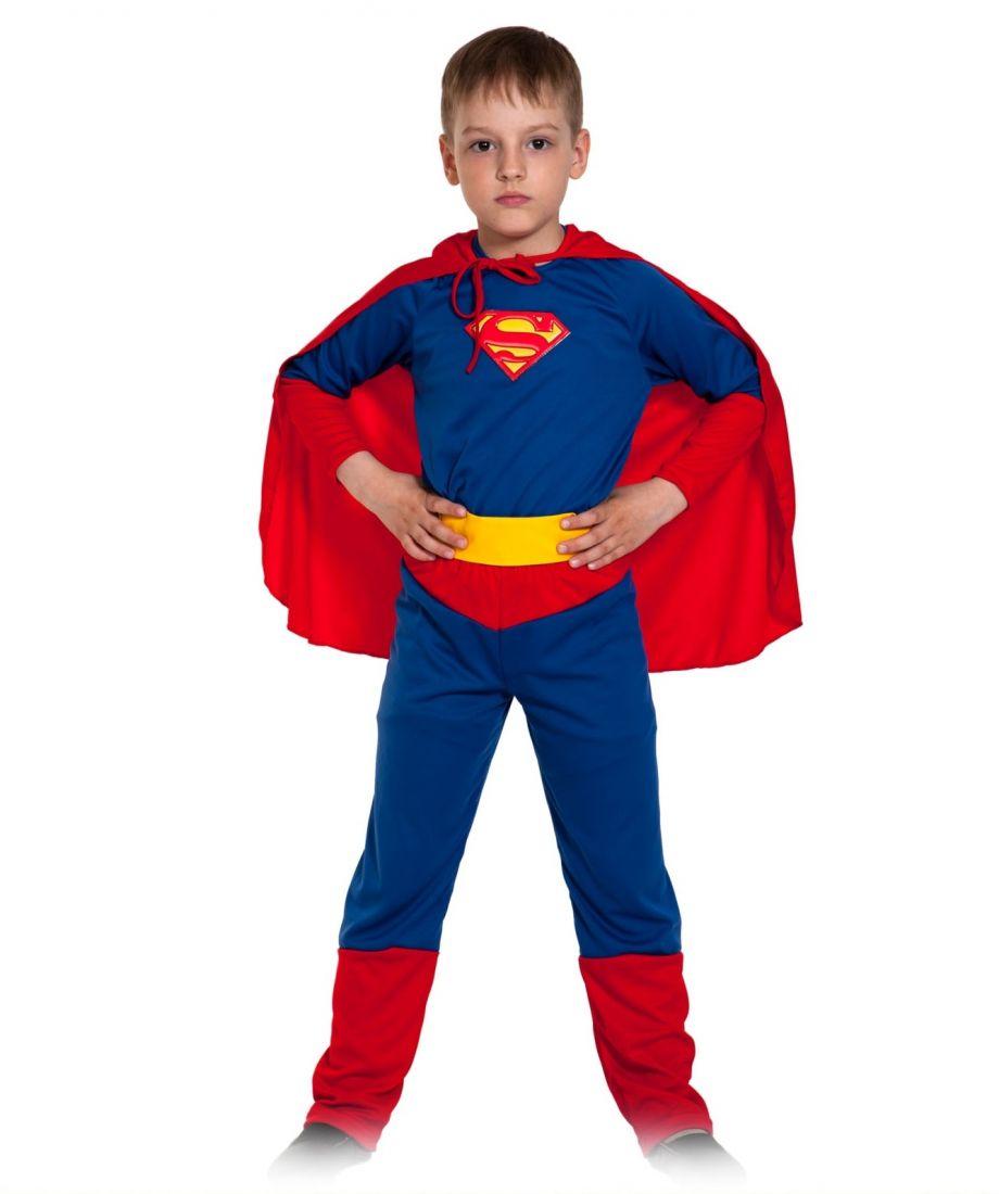 Детский костюм Супермена мальчика