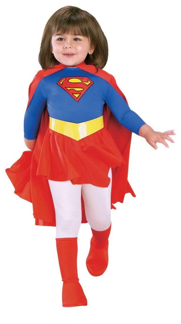 Детский костюм супер девочки