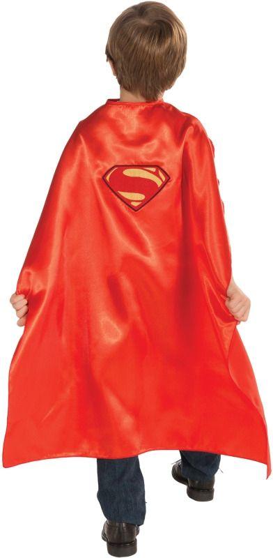 Детский плащ Супермена