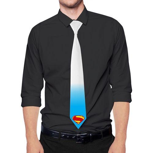Галстук Супермен