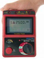 МЕГЕОН 13125 Измеритель сопротивления изоляции (мегаомметр) фото