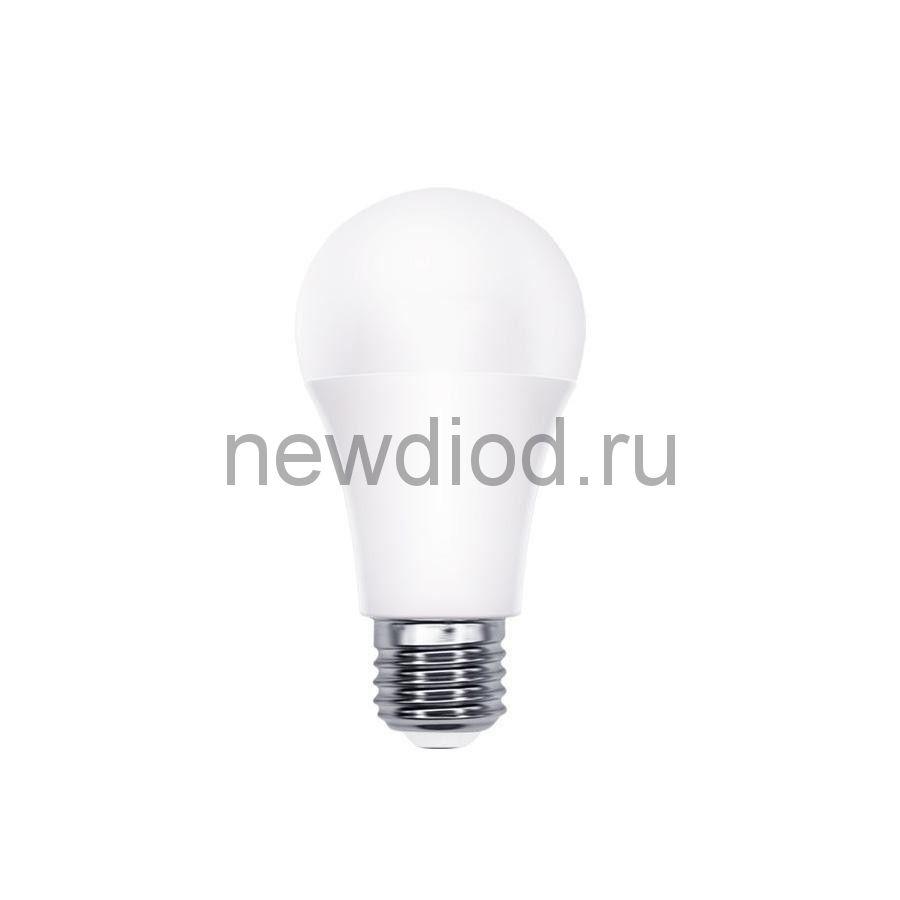 Лампа светодиодная LED-A60-10W/RGB/E27/REG PLS21WH
