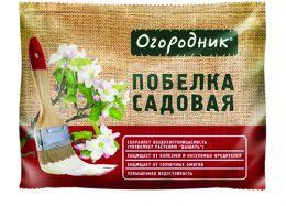 Побелка Садовник сухая 1,25 кг Фаско