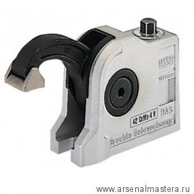 Зажим BAS-C compact, крепежное отверстие разрезное BESSEY BAS-C10-6
