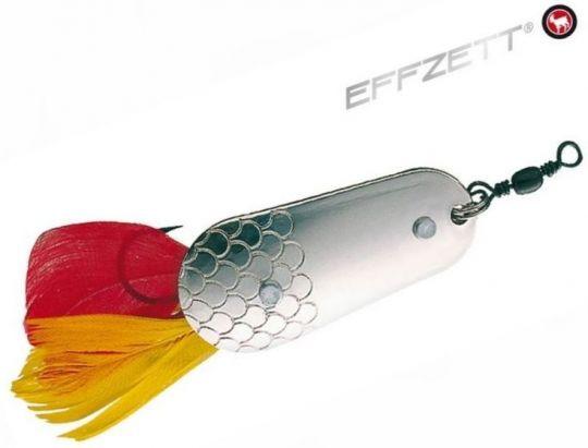 Блесна DAM Effzett Weedless Spoon незацепляйка