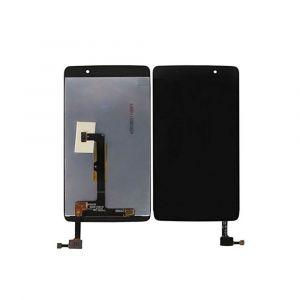 LCD (Дисплей) Alcatel 6055K Idol 4/BlackBerry Dtek50 (в сборе с тачскрином) (black) Оригинал