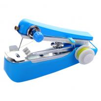 Ручная швейная машинка, арт.ОМ666, синий