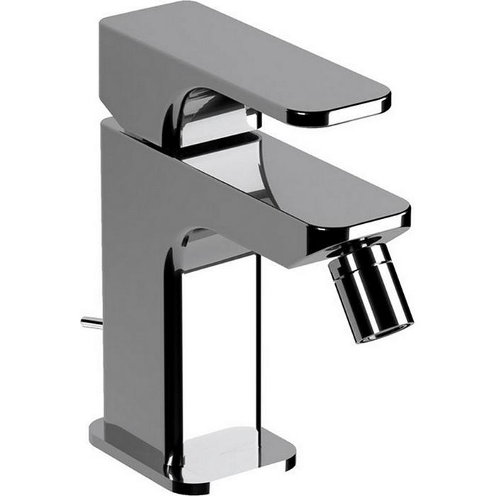 Смеситель для биде с донным клапаном Cisal Cubic CU00055121 ФОТО