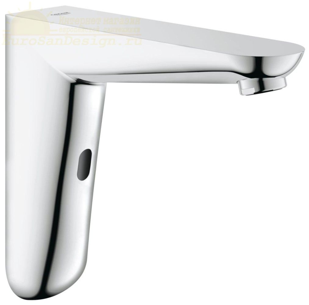 Сенсорный смеситель Grohe Euroeco Cosmopolitan E для ванной 36274000 ФОТО