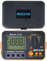 МЕГЕОН 131100 Мегаомметр (измеритель сопротивления изоляции) цена