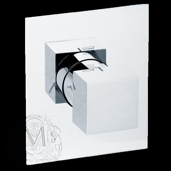 Migliore Kvant смеситель для ванны и душа ML.KVT-2728.CR ФОТО