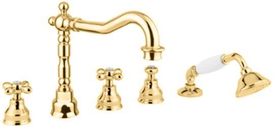 Migliore Princeton Plus смеситель для ванны и душа ML.PRP-8080.do
