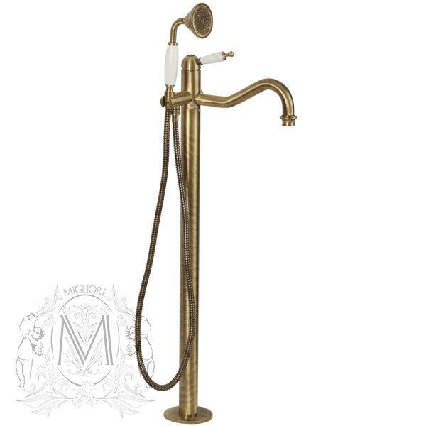 Migliore Oxford смеситель для ванны ML.OXF-6360.bi.br