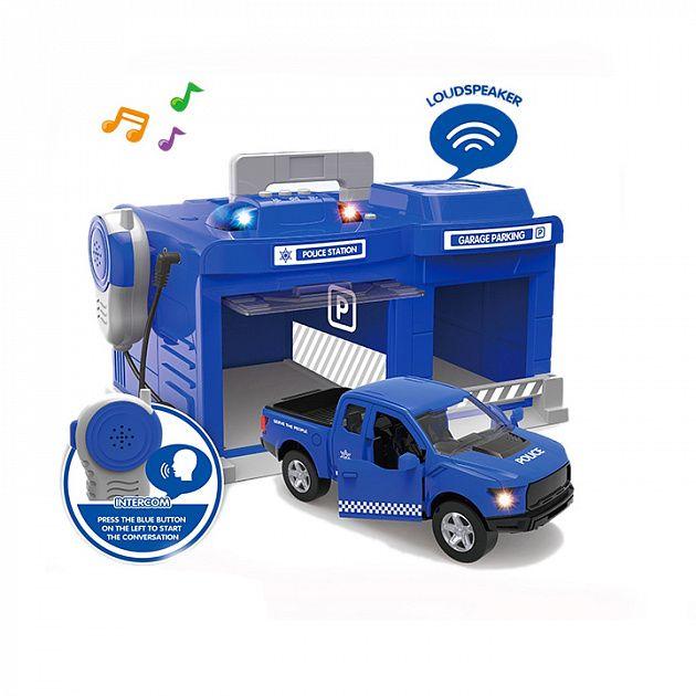 Chengmei toys Полицейский гараж CLM-556