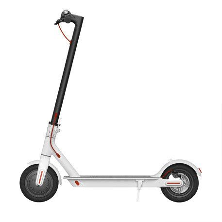 Электросамокат E-Scooter MiniRobot 365 Белый (7800mah)