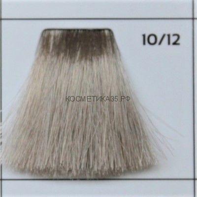 Крем краска для волос 10/12 Светлый Блондин пепельно-перламутровый 100 мл.  Galacticos Professional Metropolis Color