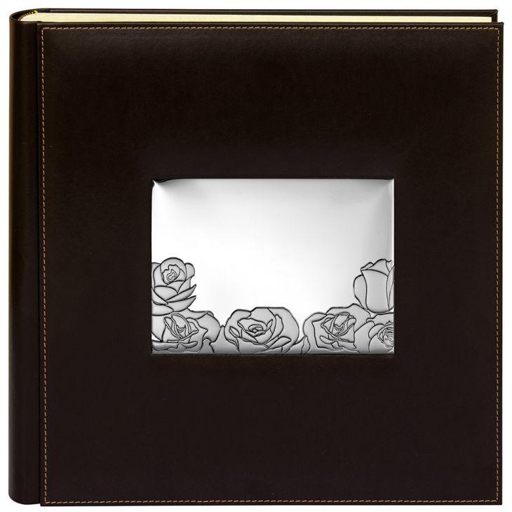 """Альбом для фотографий """"Роза"""" (Италия, 23х30 см.)"""