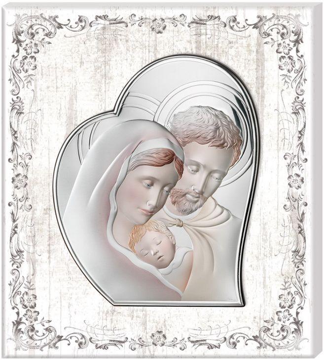 """Миниатюра """"Святое Семейство"""" (Италия, 32х36 см.)"""