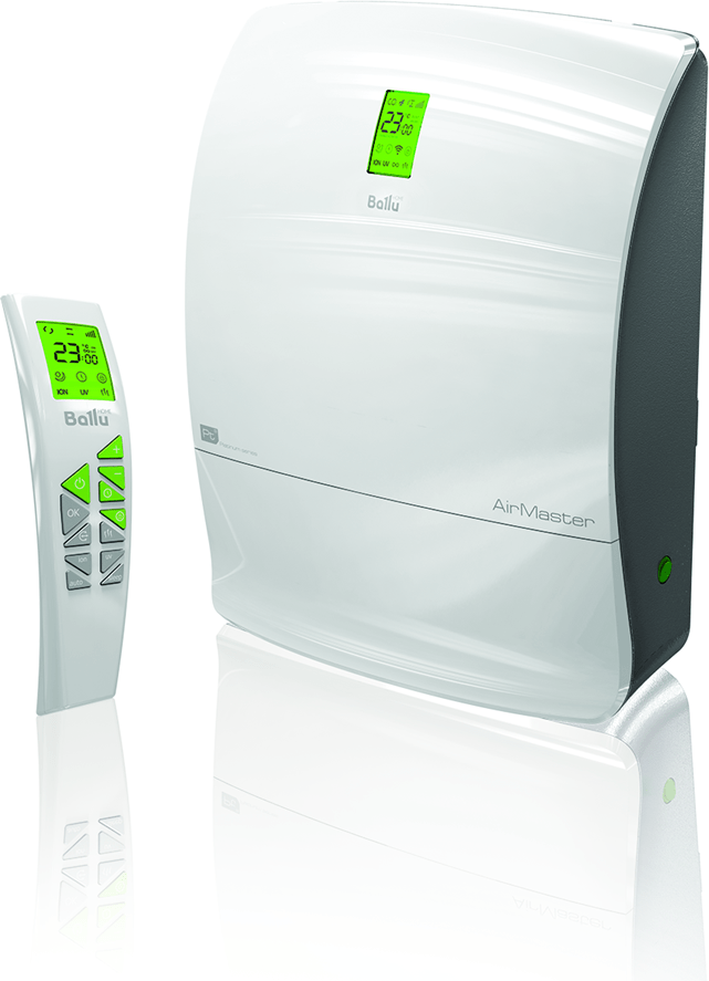 Вентиляционная установка Ballu BMAC-200 Warm CO2