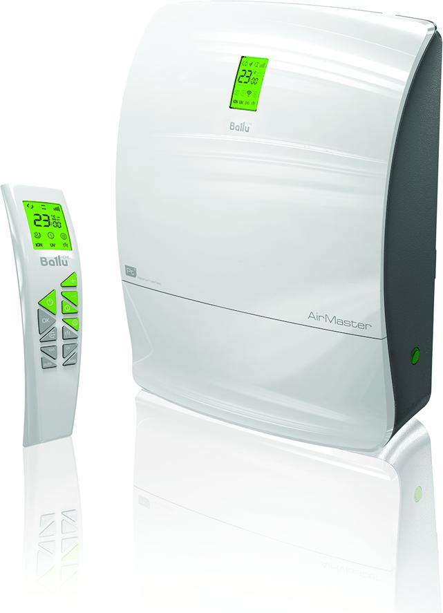 Вентиляционная установка Ballu BMAC-200 Warm CO2 Wi-fi