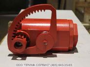Кран шаровый КШ-50х70 Ду 50, Ру 70 МПа