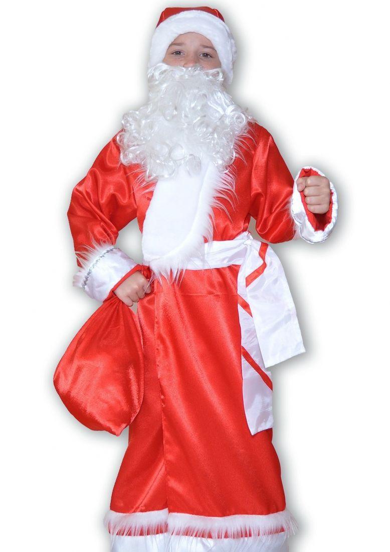 Костюм Деда Мороза для детей