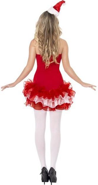 Красное платье Санты
