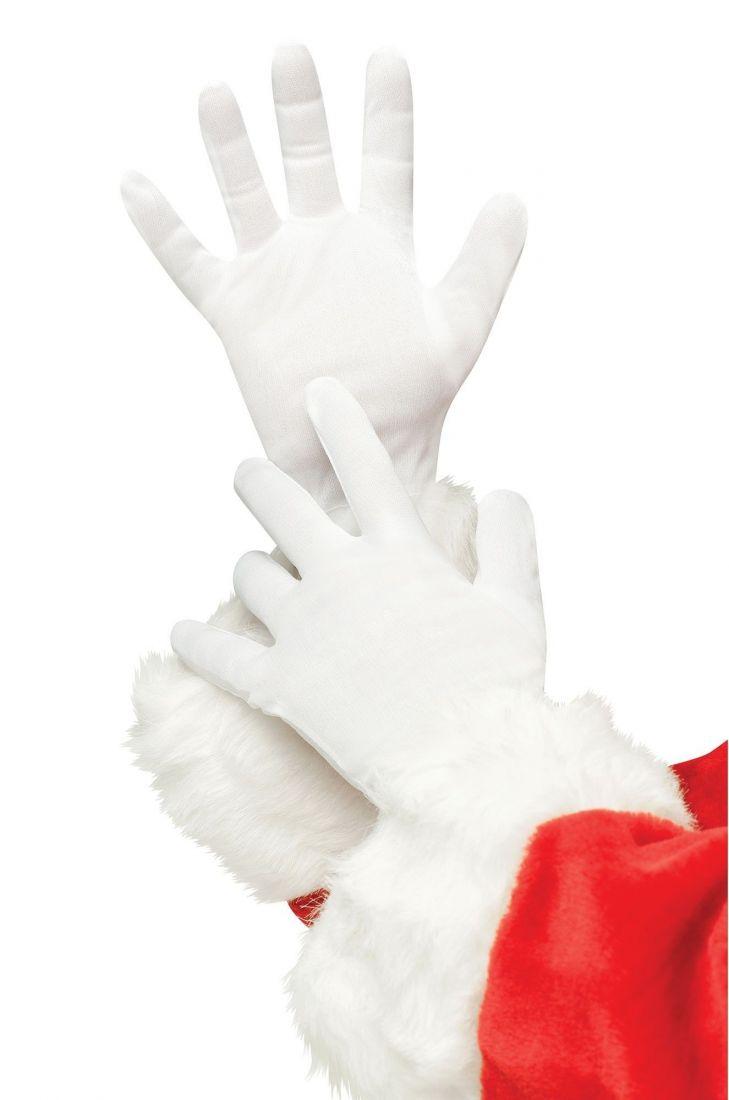 Перчатки для Санты Plus Size