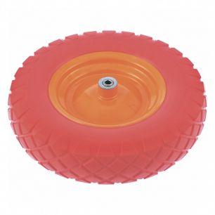 Колесо для тачки одноколесной бескамерное 4,8 мм